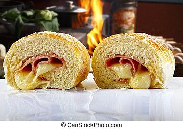 Bread puff