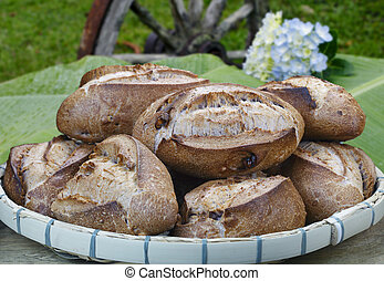 Brazilian french bread integral, - Brazilian french bread...