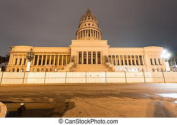 National Capital Building - Havana, Cuba - National Capital...
