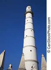 Bhimsen Tower, Kathmandu, Nepal - Image of Bhimsen Tower or...