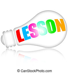 Lesson learning