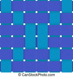 textilweave022322 - shades of blue fabric weave seamless...