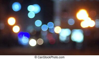 Light cat transport lamp night - Car Lighting lamp on the...