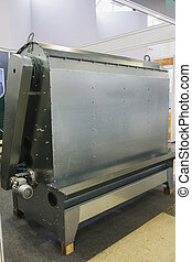 Industrial machine - big iron box for agricultural...