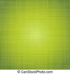 Green cloth texture background. Vector illustration for your fresh natural design.