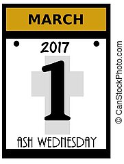 2017 ash wednesday icon - 2017 ash wednesday calendar date...