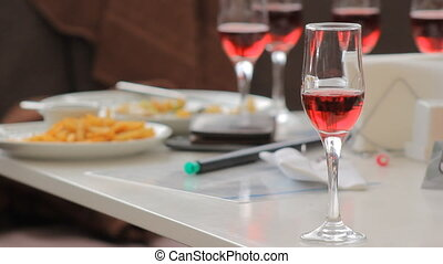 Red Wine Cafe