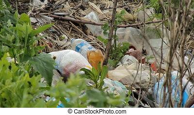 Rubbish Landfill Waste - Urban Refuse Dump Rubbish Landfill...