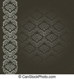 Black and gray background - Black background with gray...