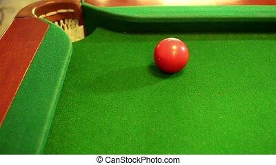 Billiard good shot - Billiard fail shot 1 2 3