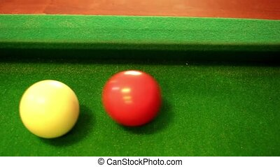 Billiard good shot - Billiard fail shot
