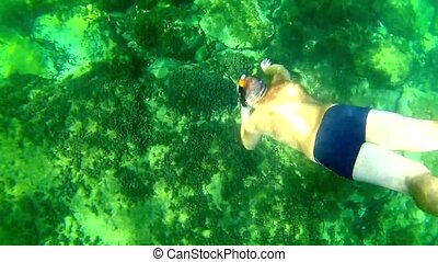 Deep Dives Action Cam 1