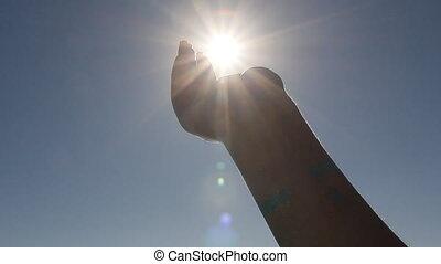 Catch the Sun in Hands