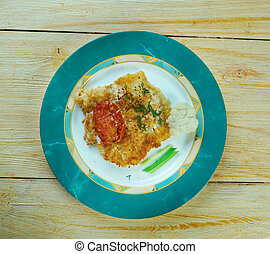 Broiled Cod with Sun-Dried Tomatoes