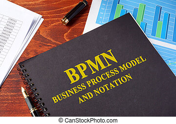 BPMN Business Process Model and Notation. - Book with title...