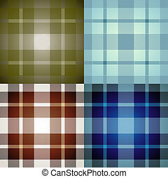 tartan background, this illustration may be useful as...