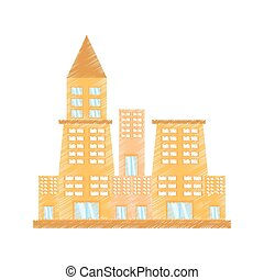 drawing building architecture urban