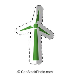 wind mill electric environment design