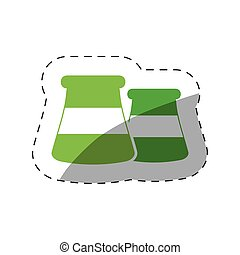 environment nuclear plant power vector illustration eps 10