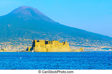 Naples Nuovo Castle, Italy