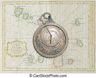 árabe, astrolábio