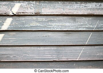 Rustic weathered barn wood
