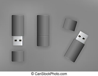 USB stick flash drive
