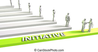 Initiative Mindset for a Successful Business Concept