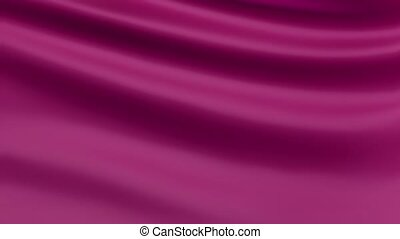 animated background is made of pink cloth HD