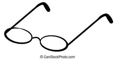 reading glasses or spectacles