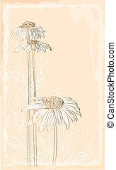 gerbera vintage style bouquet