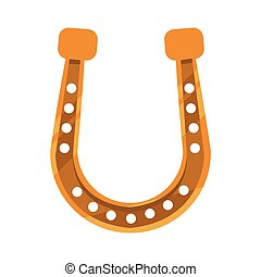golden horseshoe icon