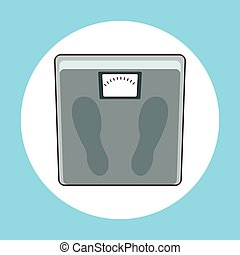 weight scale measure sport