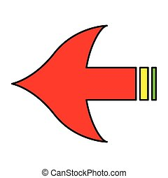 Arrows marker