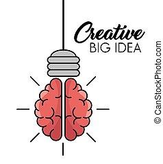 creative big idea icons