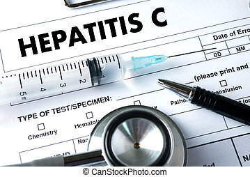 HEPATITIS C Report with Composition of Medicaments Medical...