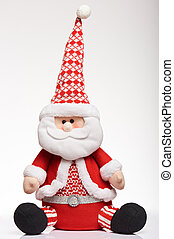 Santa claus soft toy - Santa claus christmas soft toy...