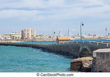 cadiz seaside