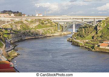 river douro landscape