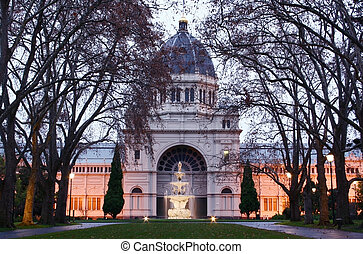 Royal Exhibition Buildings - Melbourne's Royal Exhibition...
