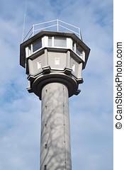 watchtower - Baltic Sea watchtower located in Kuehlungsborn/...