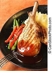 Pork Dinner