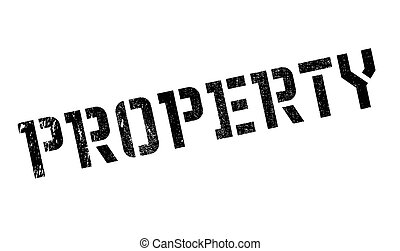Property rubber stamp