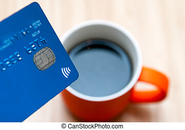 using contactless payment method for a sales transaction