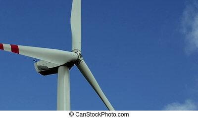 Wind turbine renewable energy generation - Wind turbine...