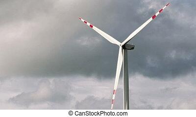 Wind turbines renewable energy generation - Wind turbines...