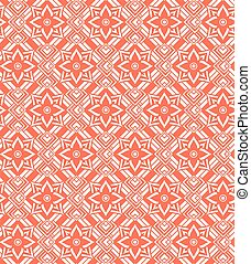 red white seamless pattern