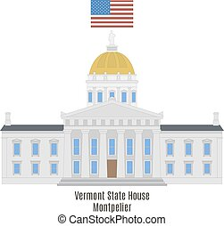 Vermont State House, Montpelier - Vermont State House,...