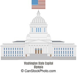 Washington State Capitol, Olympia - Washington State Capitol...