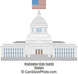 Washington State Capitol, Olympia - Washington State Capitol...